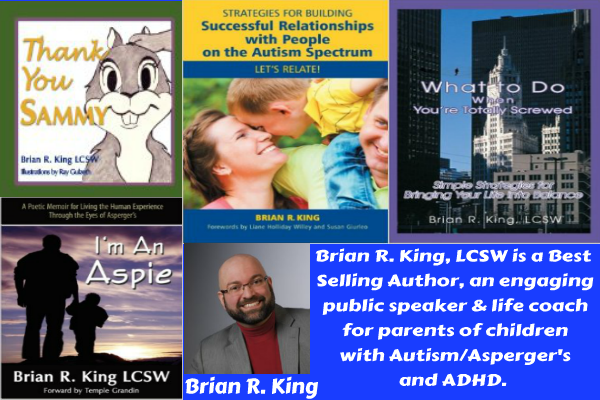 Brian R. King Author