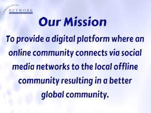 Linked Local Network Mission Statement