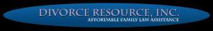 divorce resources logo