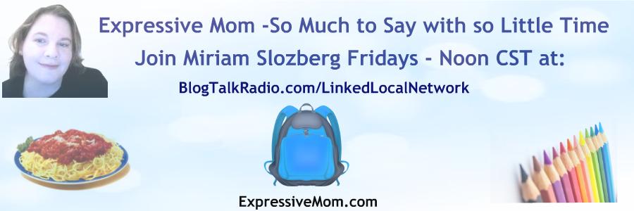 Expressive Mom - Miriam Slozberg