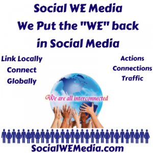 Social We Media We Put The We back into Your Social Media with Linked Local Network
