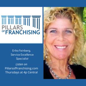 Pillars of Franchising - Erika Feinberg - RevuKangaroo