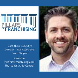 Pillars of Franchising - Joss Nuss - ALS Association - 5 year bucket challenge