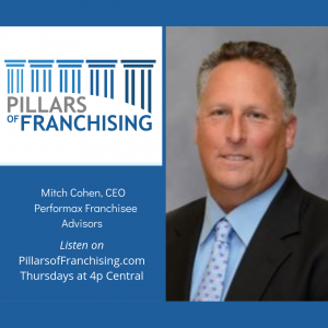 Pillars of Franchising - Mitch Cohen - Performax