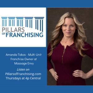 Pillars of Franchising - Amanda Tokos - Women in Franchising
