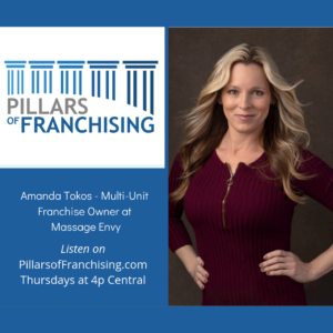 Pillars of Franchising - Amanda Tokos - Women in Franchising