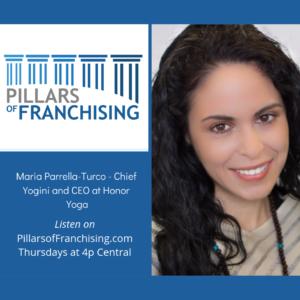 Pillars of Franchising - Maria Parrella Turco - Honor Yoga