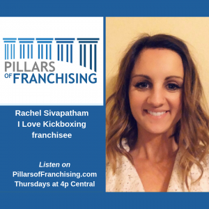Pillars of Franchising - Rachel Sivapatham - ILoveKickboxing