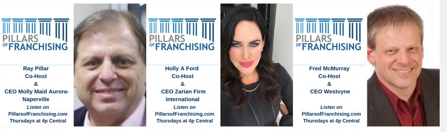 Pillars of Franchising - Broadcasting the secrets of franchising success