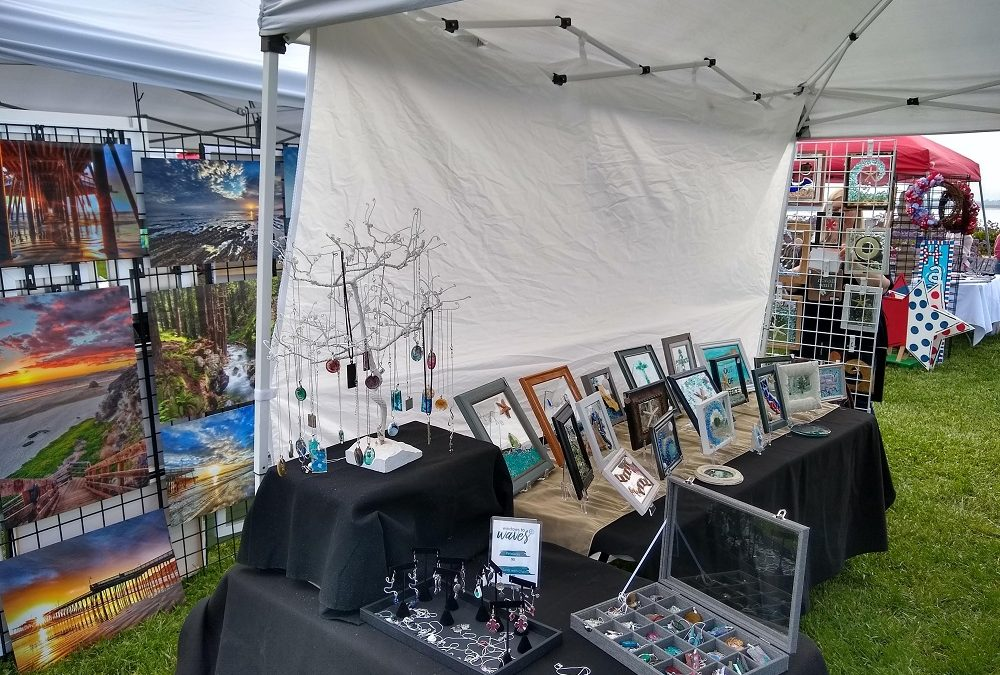 Arts and Crafts Fair Booth Tips for Beginners