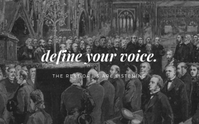 What If You Could Define Your Voice?