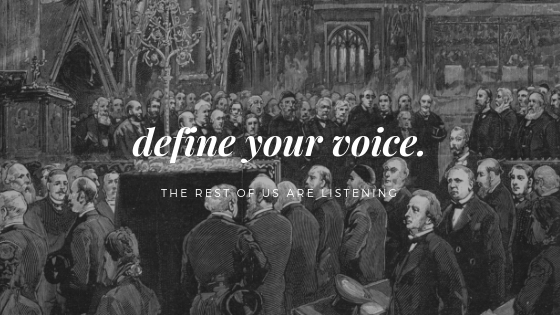 001-What If You Could Define Your Voice?
