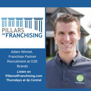 Pillars of Franchising - Adam Winnet - WOW 1 DAY PAINTING
