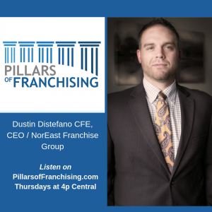 Pillars of Franchising - Dustin Distefano - A Place at Home