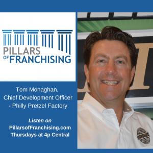 Pillars of Franchising - Tom Monaghan - Philly Pretzel Factory