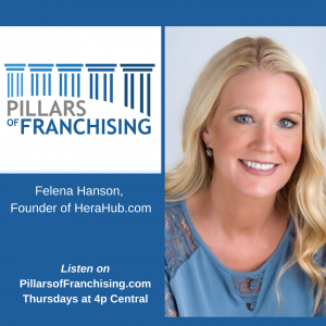 Pillars of Franchising - Felena Hanson, Founder of HeraHub.com