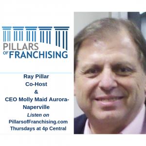 Pillars of Franchising - Ray PIllar - Secrets of franchising success