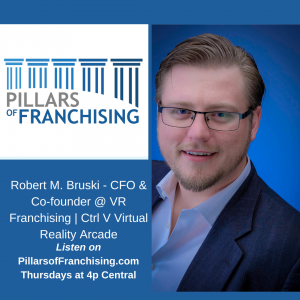 Ctrl V – A Virtual Reality franchise – Pillars of Franchising