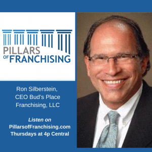 Pillars of Franchising - Buds Place cannabis social consumption - Ron Silberstein