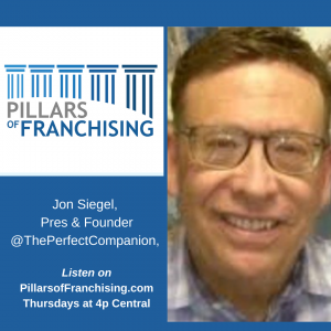 Pillars of Franchising - Jon Siegel - Perfect Companion