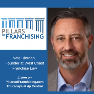 Pillars of Franchising - Nate Riordan - Founder West Coast Law - Coronavirus Pandemic emergency advice