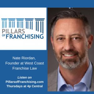 Pillars of Franchising - Nate Riordan - Founder West Coast Law - Coronavirus Pandemic emergency advice