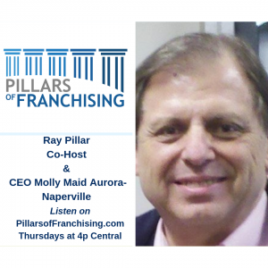 Pillars of Franchising - Ray PIllar - Secrets of franchising success