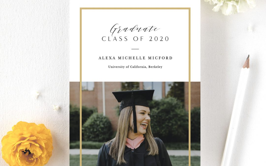 Find Out Why Basic Invite Is The Best Choice When It Comes To Your Childs Graduation Invitations And Announcements –