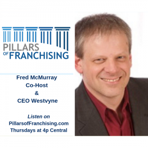 Pillars of Franchising - Fred McMurray - Broadcasting the Secrets of Franchising Success
