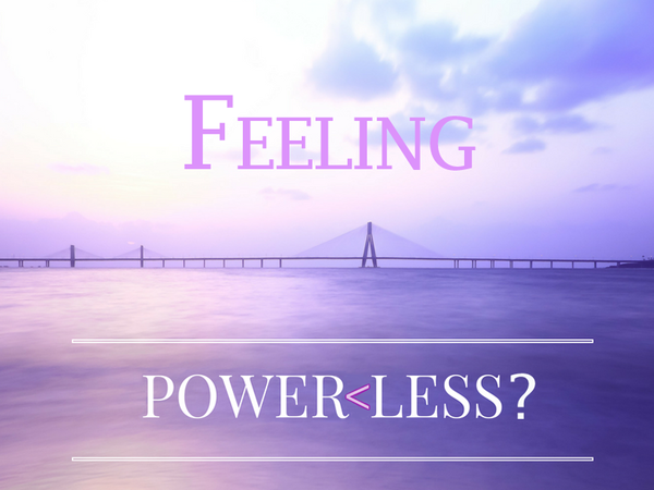 Life Hurts, God Heals - Have you ever felt powerless? - Linked Local Network - Kurt Pflegl