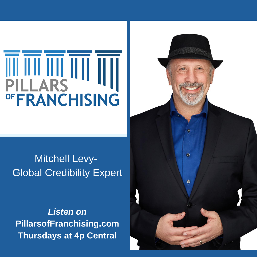 Pillars of Franchising - Mitchell Levy - Global Credibility Expert