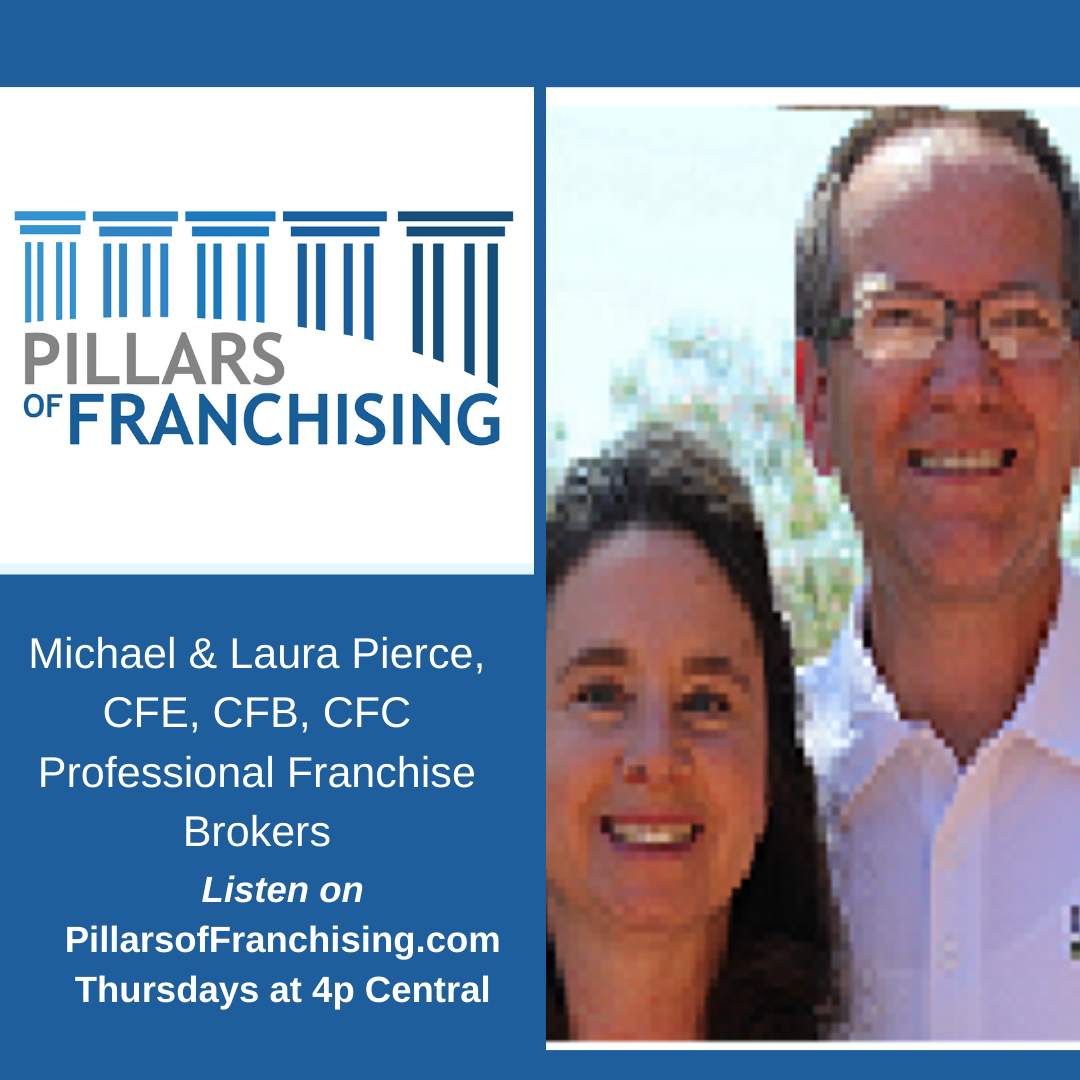 Pillars of Franchising - Mike and Laura Pierce - Network in Action