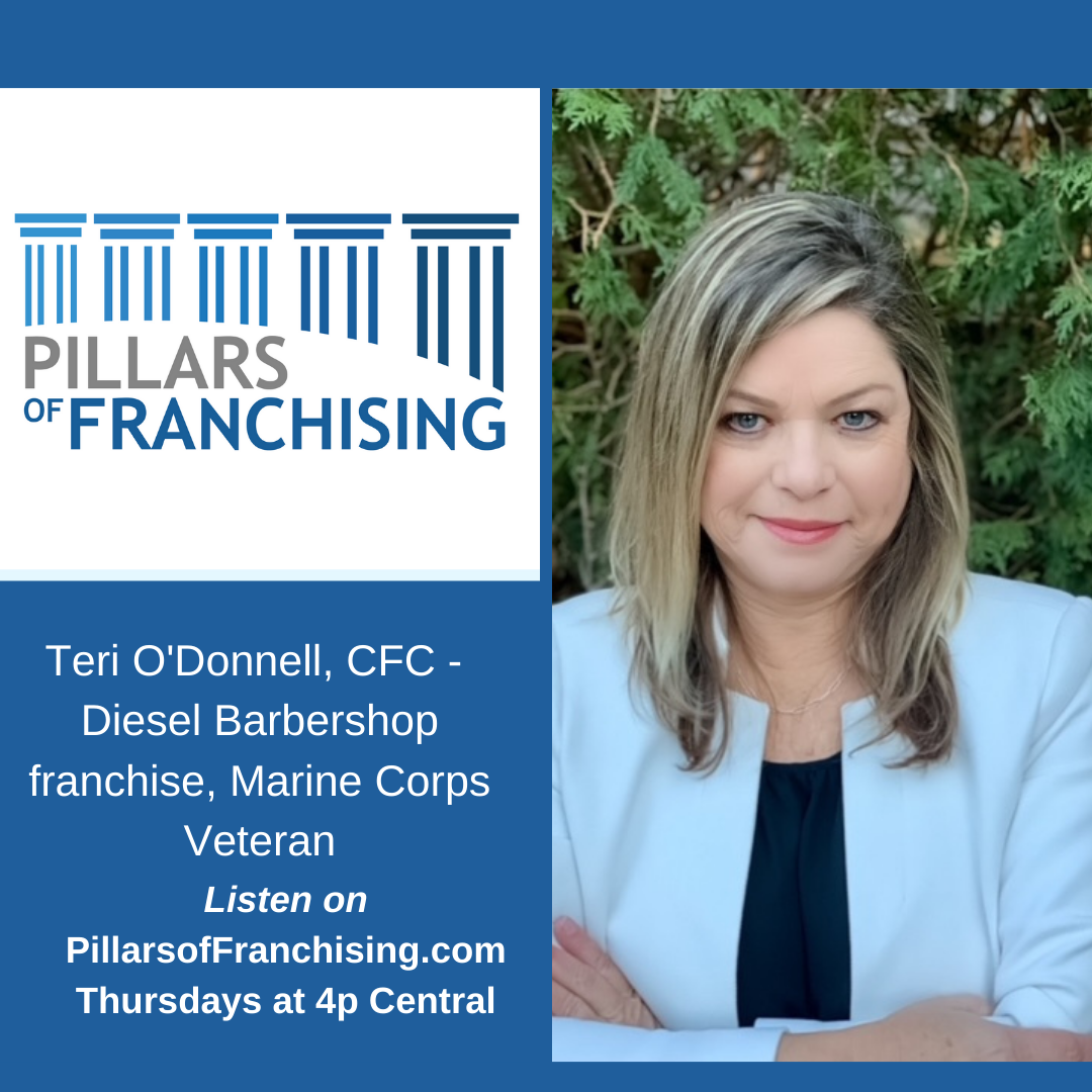 Pillars of Franchising - Teri ODonnell - Marine Franchisee story