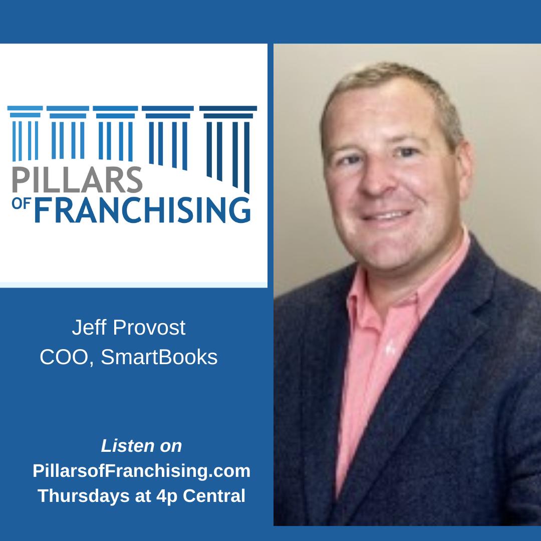 Pillars of Franchising - Smart Books - Jeff Provost
