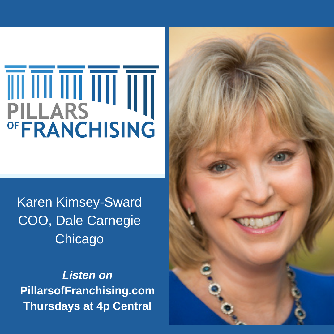 Pillars of Franchising - Karen Kimsey-Sward - Dale Carnegie Chicago