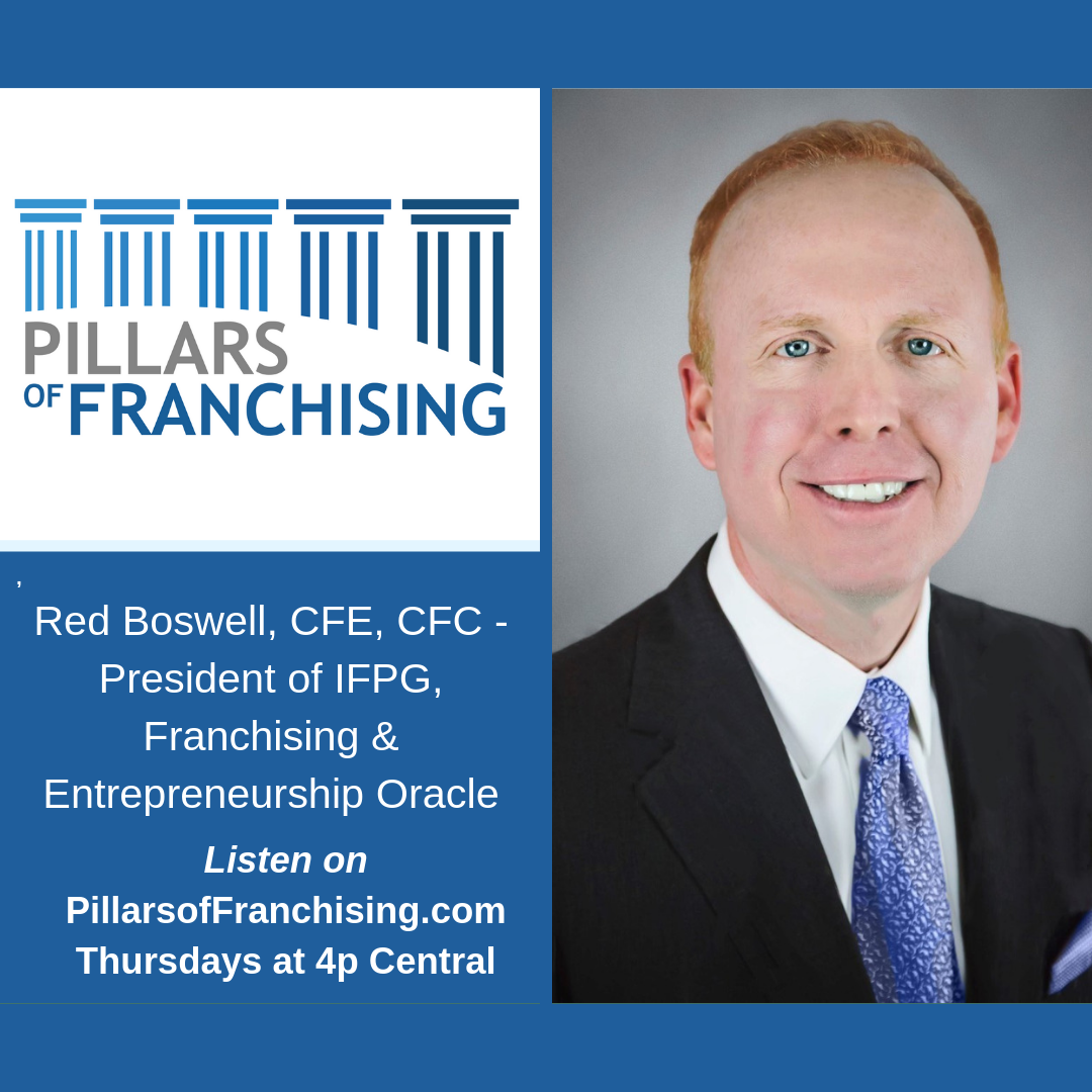 pillars of franchising-Red Boswell-IFPG