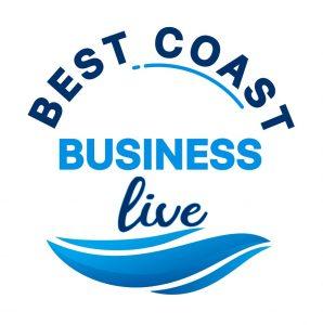 Best Coast Business Live Logo