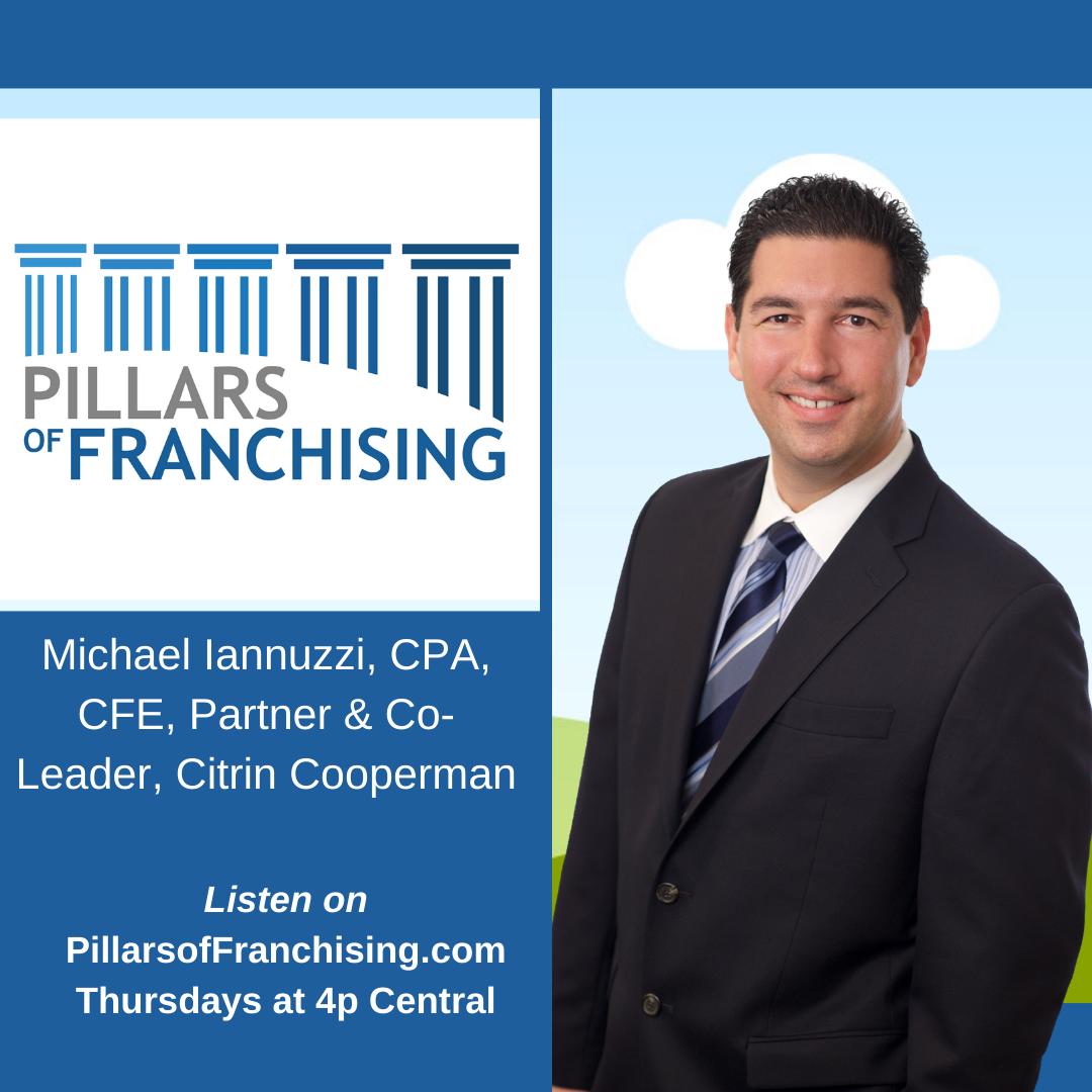 pillars of franchising-Michael Iannuzzi-Citrin Cooperman