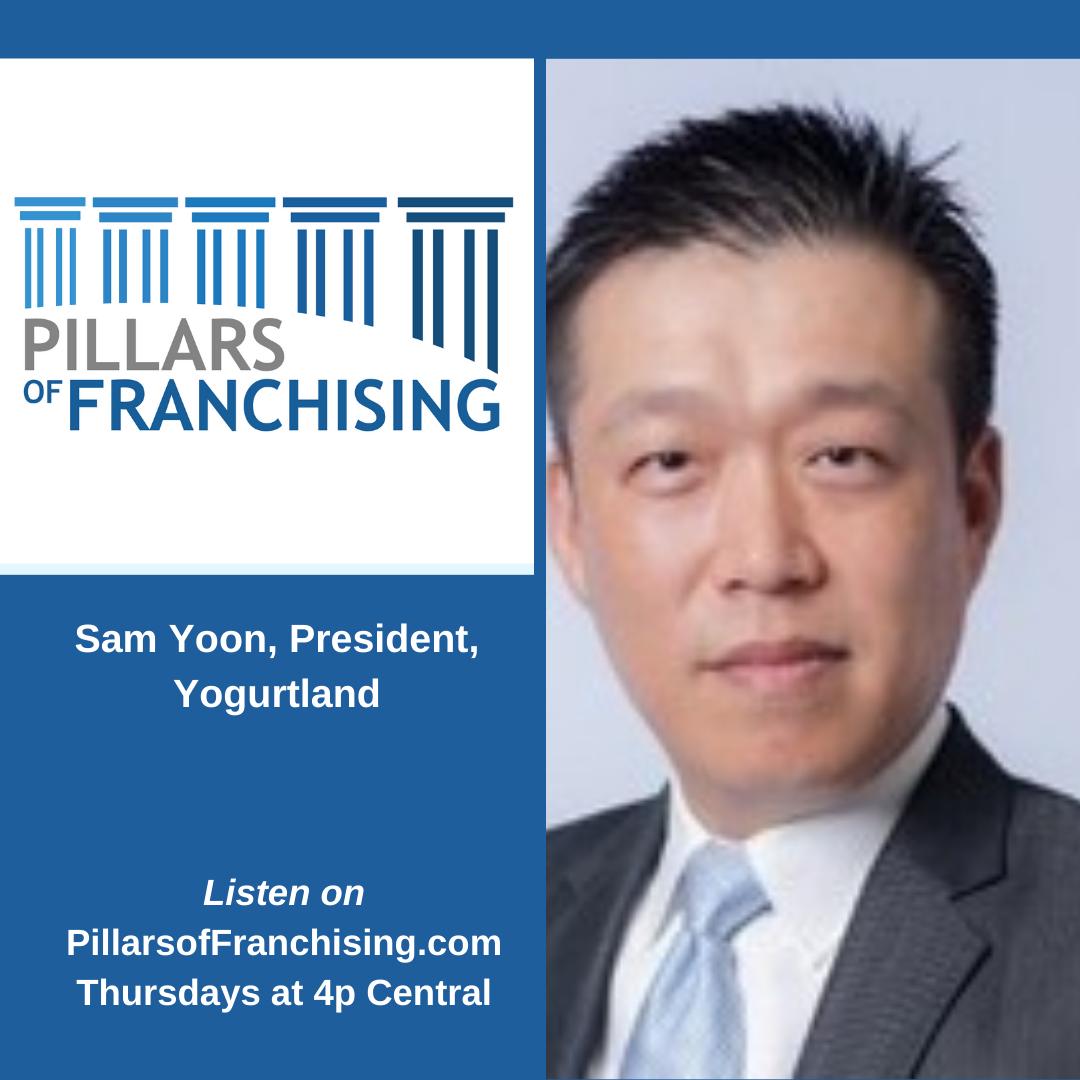 pillars of franchising-sam yoon-yogurtland
